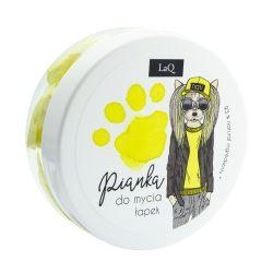 Żółta Pianka do Mycia Łapek, Laq, 50 ml
