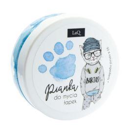 Niebieska Pianka do Mycia Łapek, Laq, 50 ml