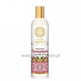 Wzmacniający Szampon Loves Latvia, 400 ml
