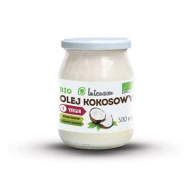 Bio Olej Kokosowy Virgin, Nierafinowany, 500ml