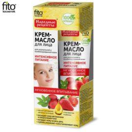 Brak kartonika Krem do Twarzy, z Olejem z Dzikiej Róży, do Cery Normalnej i Mieszanej, Fitokosmetik, 45 ml