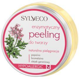 Brak kartonowego opakowania Enzymatyczny Peeling do Twarzy, Sylveco, 75ml