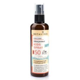 Spray Przeciwsłoneczny dla Dzieci SPF50, Botavikos, 100 ml