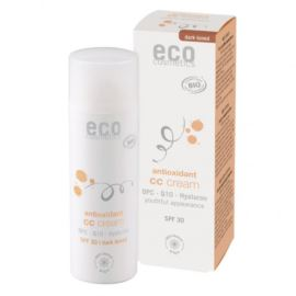 Krem CC do Cery Ciemnej SPF30, Eco Cosmetics, 50ml