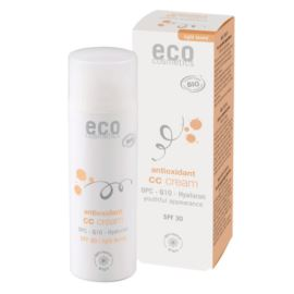 Krem CC SPF30 do Cery Jasnej, Eco Cosetics, 50 ml
