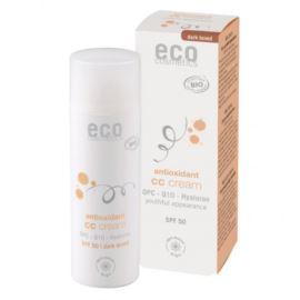 Krem CC SPF50 do Cery Ciemnej, Eco Cosmetics, 50 ml