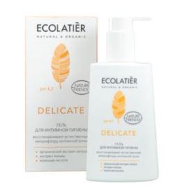 Żel do Higieny Intymnej Delicate, Ecolatier, 250 ml