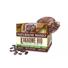 Masło Kakaowe Bio Naturalne, Etja, 50 ml