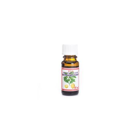Olejek Eteryczny Bergamotowy 100% Naturalny, Etja, 10ml