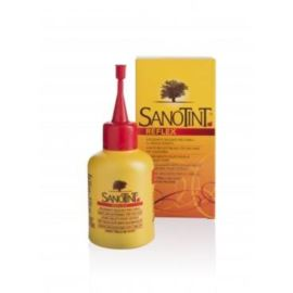 Miedziany Kasztan Szampon Koloryzujący ze Złotym prosem, Miedziany Kasztan, Golden Chestnut nr 55, Sanotint, 80 ml