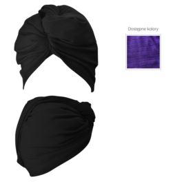 Turban do Włosów Fioletowy Dry It Up, Anwen