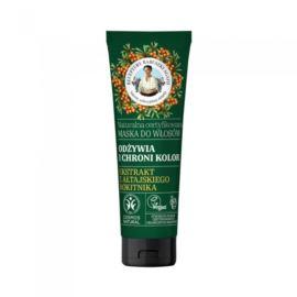 Maska do Włosów Odżywienie i Ochrona Koloru, Babcia Agafia, 200 ml
