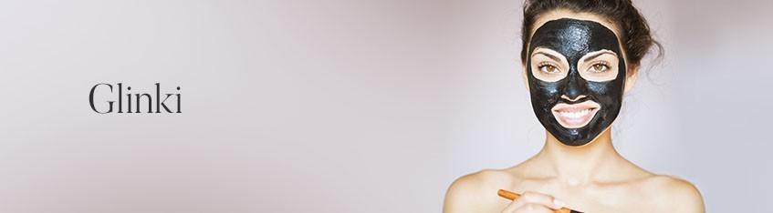 Naturalna glinka na twarz